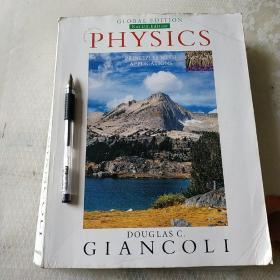 PHYSICS GIANCOLI英文原版物理类书