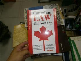 Canadian LAW Dictionary  第五版