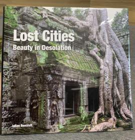 Lost Cities 迷失城市 进口原版图书