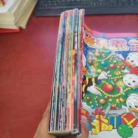 米老鼠2013年校园派1月上---12月上全+2013年米饭团2月下---12月下全【缺1月下 米饭团】现存23本