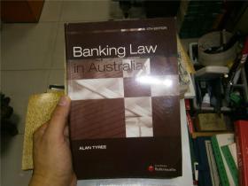 BANKING LAW IN AUSTRALIA  第五版