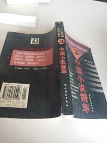 中国小说精萃:九十年代中国小说精品荟萃.3