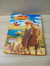 美国小学教材:阅读3级 McGraw-Hill Reading Wonders Literature Anthology Grade 3 (McGraw-Hill)