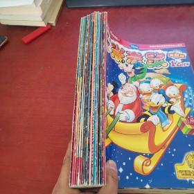 米老鼠2011年特刊5 6 8 9 11 12+2011年快乐版9月上 10月上 11月上 12月上+2011年幽默版3月下 4月下 5月下 7月下 8月下 9月下 10月下 11月下 12月下【19本和售】