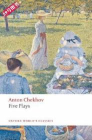 Five Plays: Ivanov, the Seagull, Uncle Va...