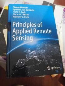 Principles of Applied Remote Sensing应用遥感原理