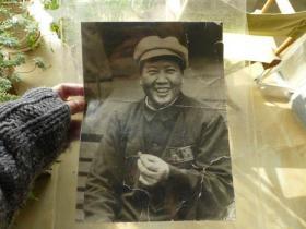 原版毛泽东!原版毛主席!真实照,49年左右,开国大典~珍贵镜头