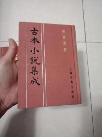 古本小说集成红楼梦影