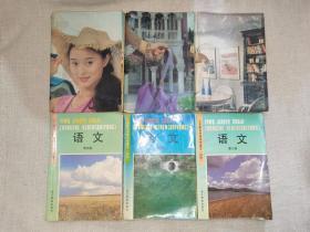 语文义务教育初级中学课本