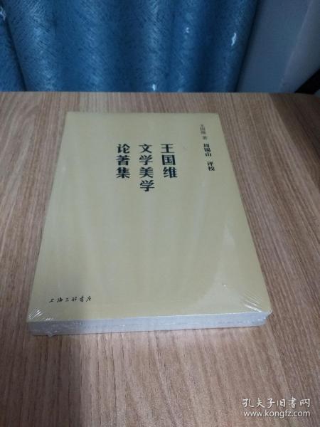 王国维文学美学论著集