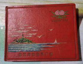 青岛染料产品样本(多青岛风光插页)