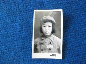 50年代女军人照