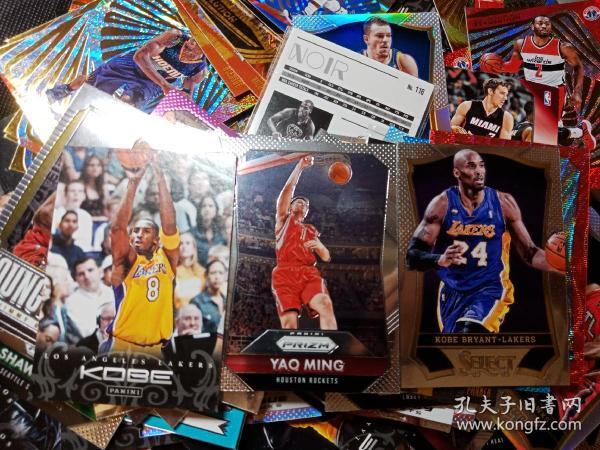 NBA球星卡(264張左右)