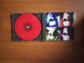 VCD光盤:VAN HALEN LIVE right here right now part(正版現貨)