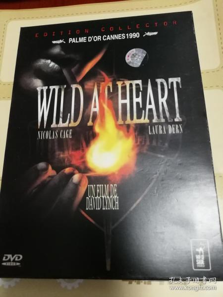 我心狂野DVD9 雙碟收藏版