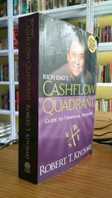 Rich DadS Cashflow Quadrant: guide to financial freedom 富爸爸的现金流象限:金融自由指南 (穷爸爸富爸爸系列) - 很有名的一本书,就不介绍了。具体内容见后。