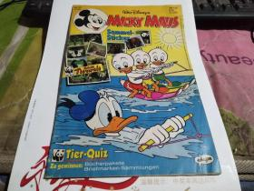 MCKY  MAUS(外国动画期刊一本)