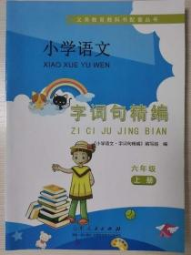 2020最新版六6年级上册小学语文字词句精编 山东人民出版社