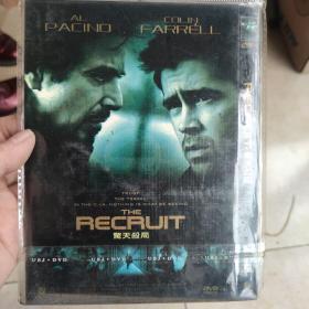 惊天杀局DVD。