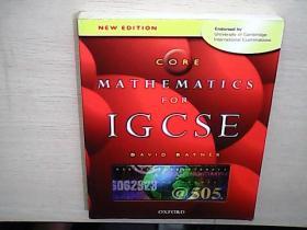 Core Mathematics for IGCSE David Rayner