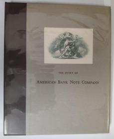 美国钞票公司史《THE STORY OF AMERICAN BANK NOTE COMPANY》20201005