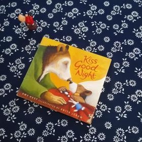 KissGoodNightLap-SizeBoardBook