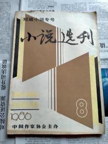 86.8小说选刊