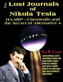 The Lost Journals Of Nikola Tesla-尼古拉·特斯拉丢失的日记
