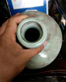 青瓷瓶,厂货16702