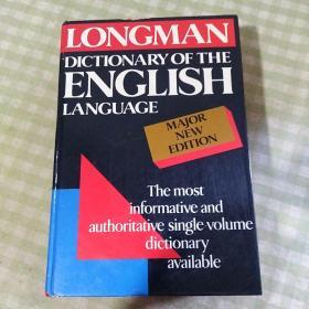 Longman Dictionary of the English Language(精装)