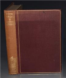1903年 RICHARD JEFFERIES -  Wood Magic 自然随笔名家理查德•杰弗里斯《魔法森林》插图精装本 品佳 增补插图