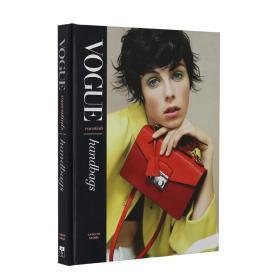 Vogue Essentials: Handbags 英文原版 时尚单品 手包 手袋 潮流服饰穿搭宝典指南 流行包包推荐 进口画册 精装 Hardcover