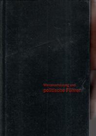 舍勒作系列.世界观与政治领袖