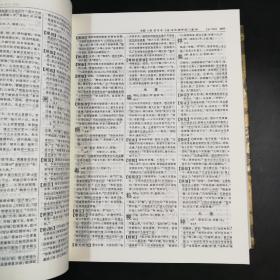 台湾商务版  吴泽炎 等《辭源(大陸版)(修訂本)》(上下册,精装)
