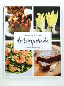 porque comer es un placer de temporada 西班牙语美食