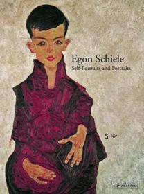 Egon Schiele:Self-Portraits and Portaits