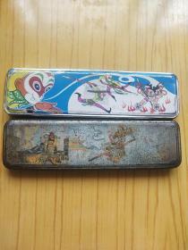 西游記 孫悟空鉛筆盒 2個