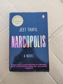 Narcopolis  A Novel