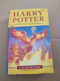 (现货!)Harry Potter and the Order of the Phoenix9780747551003