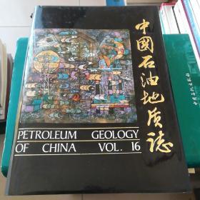 中国石油地质志 卷十六(下)