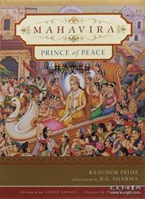 【包邮】Mahavira: Prince Of Peace