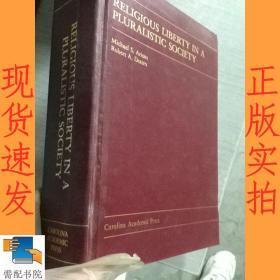 英文书 religious liberty in a plluralistic society  世俗社会中的宗教自由