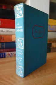 A Johnson reader 约翰生博士读本 布面精装 1964年版