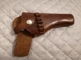 军用(老式五四枪套)六十年代