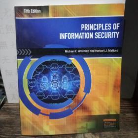 信息安全原则 Principles Of Information Security, 5Ed 第五版 英文原版