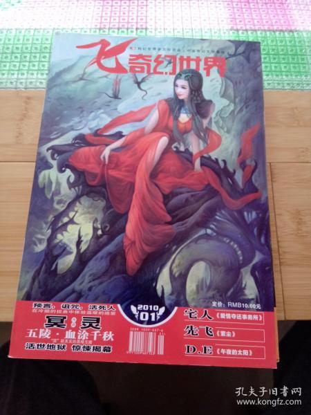 飛奇幻世界2010 1