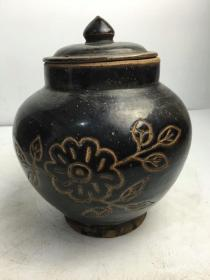 民國時期,茶葉罐完整,品相如圖,入手使用