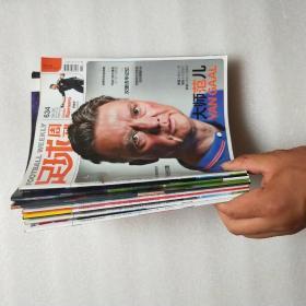 足球周刊2014(7本合售)详情如图