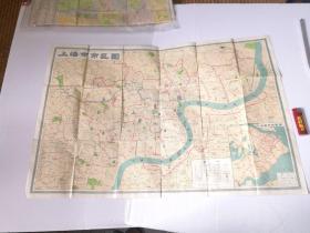 上海市市區圖 1956(小夾6)