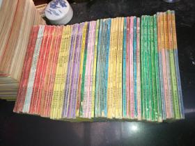 七龙珠,1版1印.共64册合售;不重复。见描述